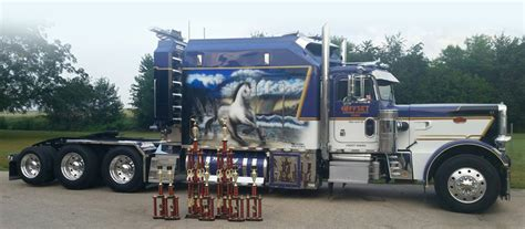 Vehicle Upholstery Shops Custom Semi Truck Www Pixshark Com Images Galleries