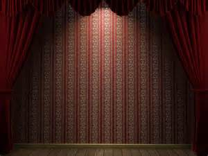 Purple stage curtains background stage with red curtains backgr