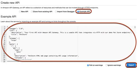 template api build an api gateway api from an exle api gateway
