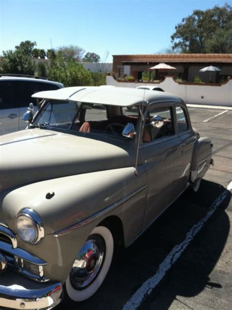 1950 plymouth 2 door coupe classic 1950 plymouth 2 door coupe for sale detailed