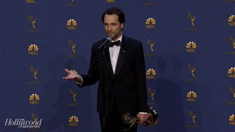 matthew rhys emmy win video emmys 2018 in memoriam watch hollywood reporter