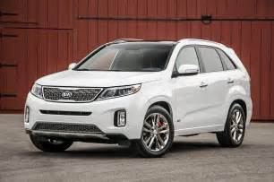 Kia Sornto 2014 Kia Sorento Reviews And Rating Motor Trend