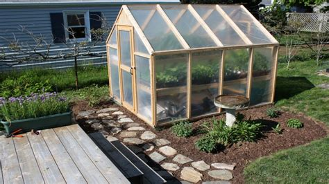 Greenhouse House Plans by Small Greenhouse Plans Small Greenhouse Building Plans