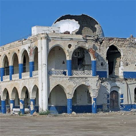 imperial palace, massawa, eritrea (formerly part of