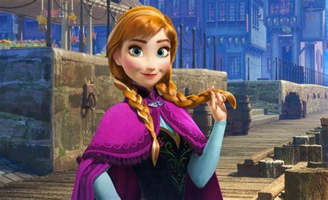 Kristen Bell by Disney Conspiracy Theory Frozen Director Reveals Anna