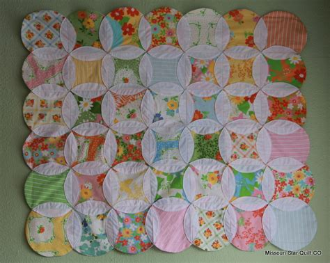 Cathedral Window Patchwork Tutorial - cathedral windows quilt another favorite of mine