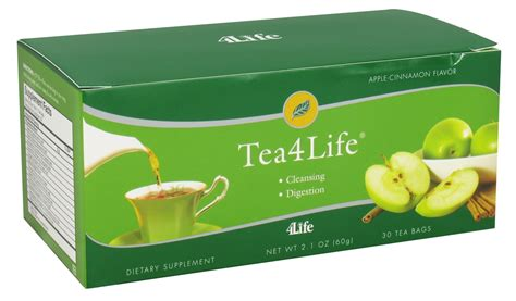 Tea4life tasty herbal tea bags luckyvitamin