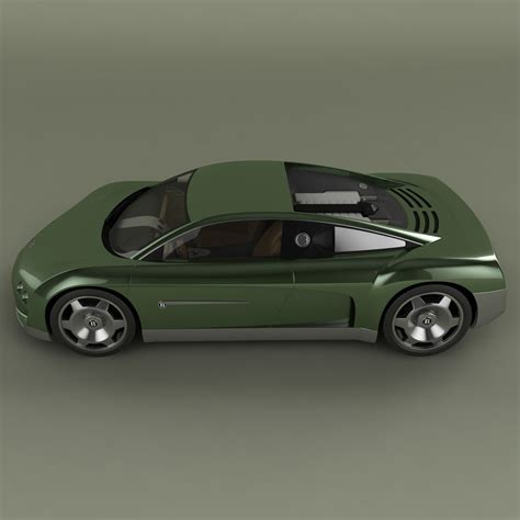 bentley hunaudieres bentley hunaudieres concept 3d model max obj 3ds