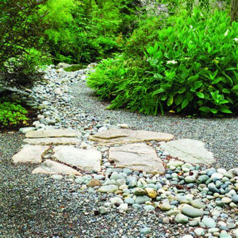 Landscaping With Rocks And Gravel Landscaping Ideas With Solving Drainage Problems In