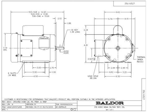baldor generator wireing diagram 32 wiring diagram