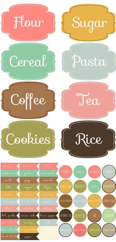 Diy Label Projects And Free Printables The Budget Decorator | red velvet cakes velvet cake and inspiration on pinterest
