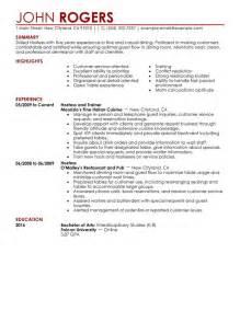 Hostess Duties Resume by Hostess Description For Resume Slebusinessresume Slebusinessresume