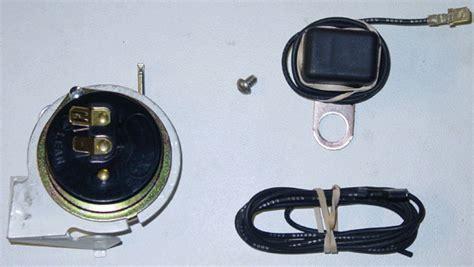 electronic automatic choke kit sb chevy