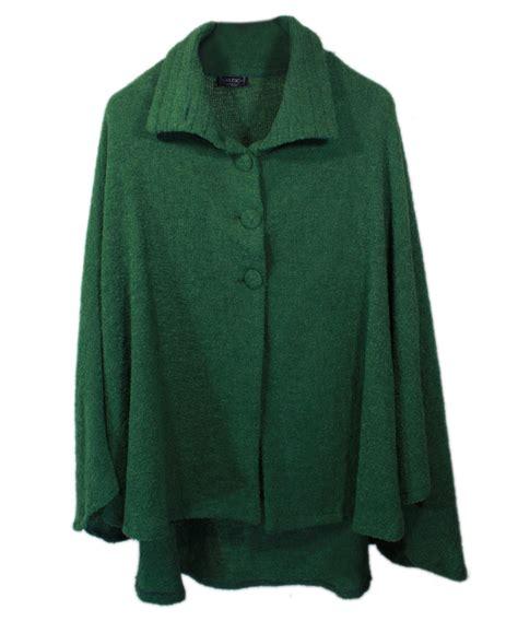 wool blend cape coat wool cape coat soft light lambswool blend irish made ebay