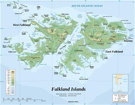 falkland islands on map file falkland islands topographic map en svg wikimedia