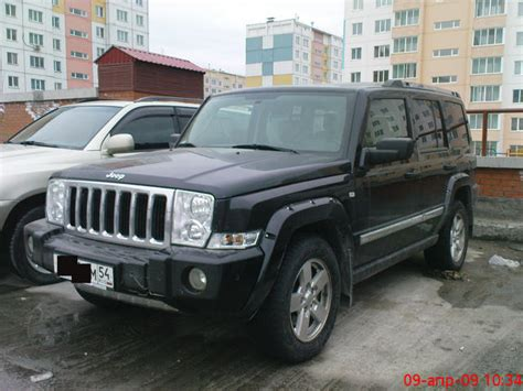 Jeep Commander Problems 2007 Jeep Commander Pics 3 0 Diesel Automatic For Sale