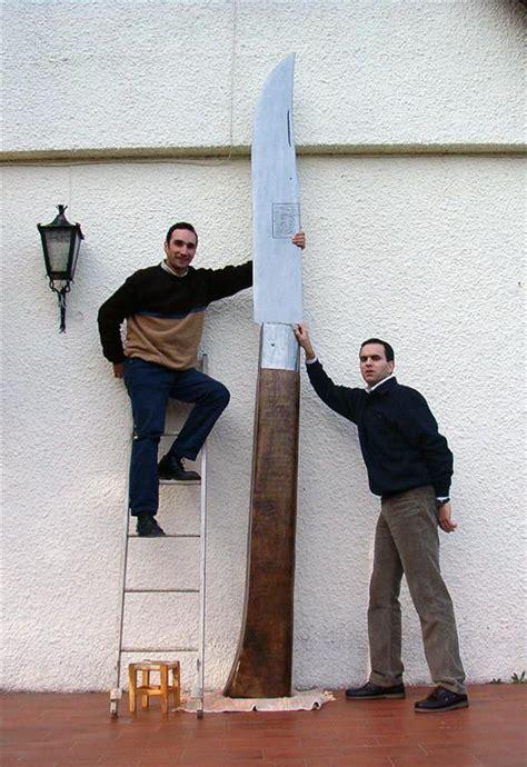 knives world s largest pocket knife
