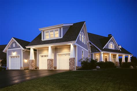 Bungalow Dormer Addition Brand New Bungalow Craftsman Exterior Columbus By