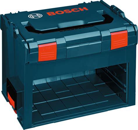Kotak Perkakas Storage Tool Box Bosch L Boxx 102 Lboxx 102 l boxx 3d medium tool storage with drawer space bosch