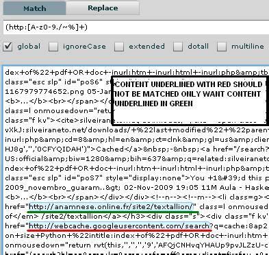 java hostname pattern java regex url matching