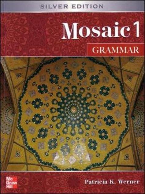 mosaic 2 students book 0194666247 bol com interactions mosaic grammar student book mosaic i werne patricia werner