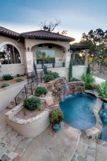 swimming pools by stadler custom outdoor living by stadler custom homes mediterranean