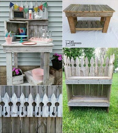 picket fence craft projects jar vases and sconces my repurposed 174
