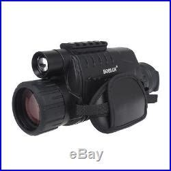 boblov 5×40 infrared dark night vision monocular