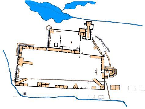 Alamo Floor Plan 1836 by Alamo Layout 1836