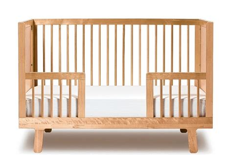 Safety Crib by Toddler Bed