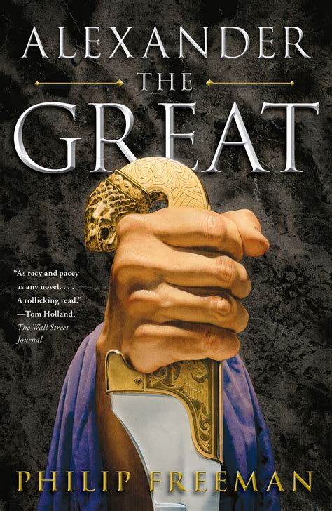 biography book club picks alexander the great book by philip freeman official