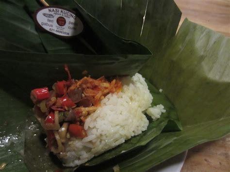 buat empek empek nasi nyam sego kucing hangat sedap buat makan malam
