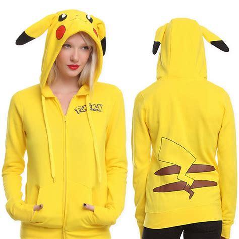 Hoodie Go Pikachu Mistykingkonveksi pikachu hoodie