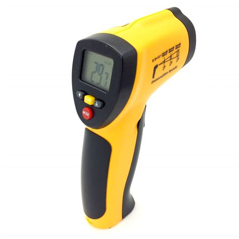 Thermometer Laser Gun temperature digital non contact infrared ir thermometer laser gun 50 176 c 650 176 c