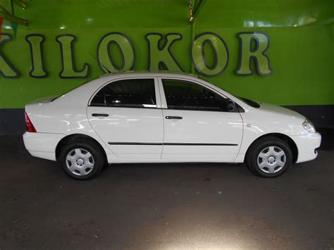 Toyota Corolla For Sale 2007 2007 Toyota Corolla R 89 990 For Sale Kilokor Motors