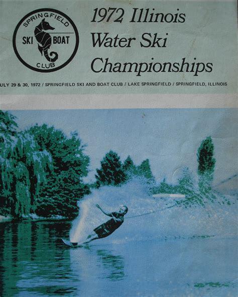 roberts illinois history 1972 roberts centennial celebration illinois water ski federation history