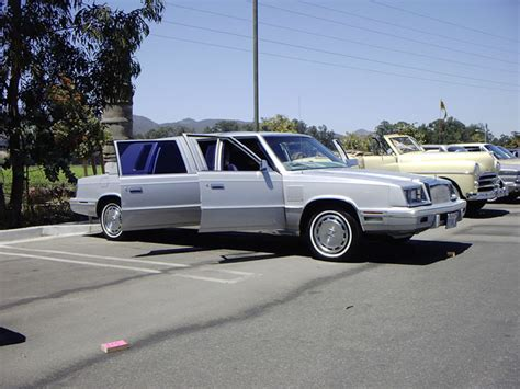Executive Limousine by Chrysler Executive Limousine Photos And Comments Www