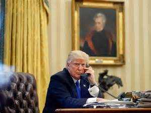 Trumps Oval Office Trump S Tweets And Executive Orders Will Keep Markets In