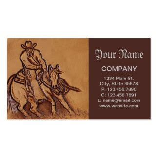 western business card templates free western business cards and business card templates zazzle