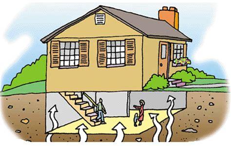 radon gas problems is your basement safe dartex
