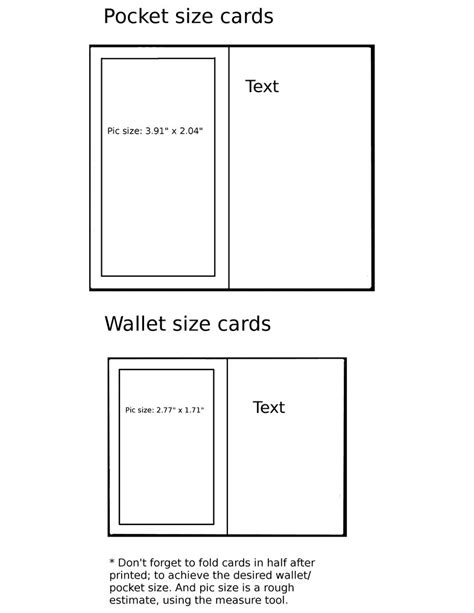 pocket wallet card template by mystictempest on deviantart