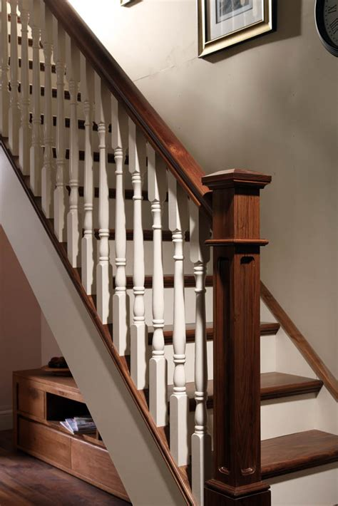 Box Stairs Design Box Newel Post George Quinn Stair Parts Plus