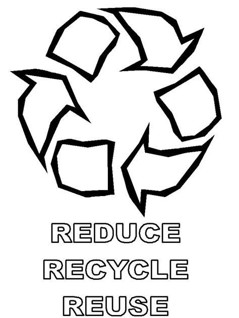17 Best Images About Recycle Printables On Pinterest Recycling Earth Day And Vector Free Download Recycling Template