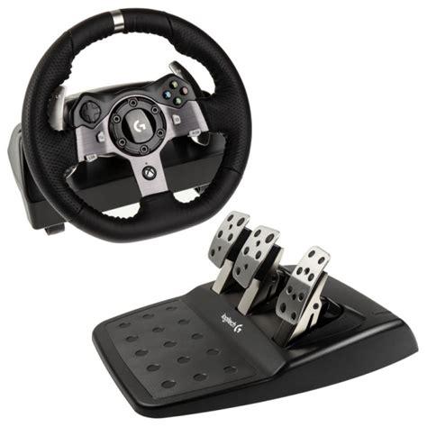 Dijamin Logitech G920 Driving Racing Wheel For Xbox One And Pc logitech driving steering wheel g920 for xbox one