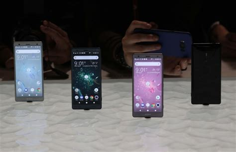 mobile phone congress mobile world congress 2018 nokia samsung and sony reveal