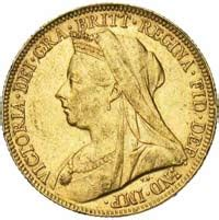 pi 232 ce d or souverain or voile