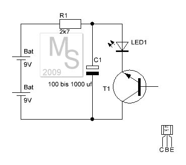 transistor bc547 funktion transistor bc547 funktion 28 images a thermostat with adjustable hysteresis circuit