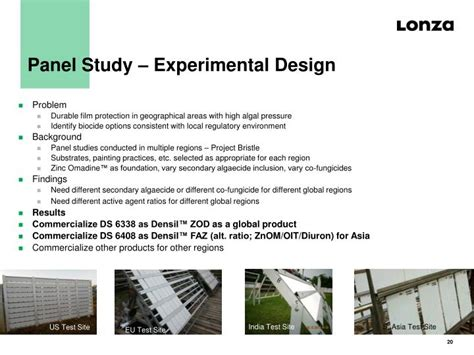 experimental design considerations ppt environmental considerations in the selection of dry