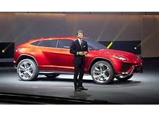 New Lamborghini 2018