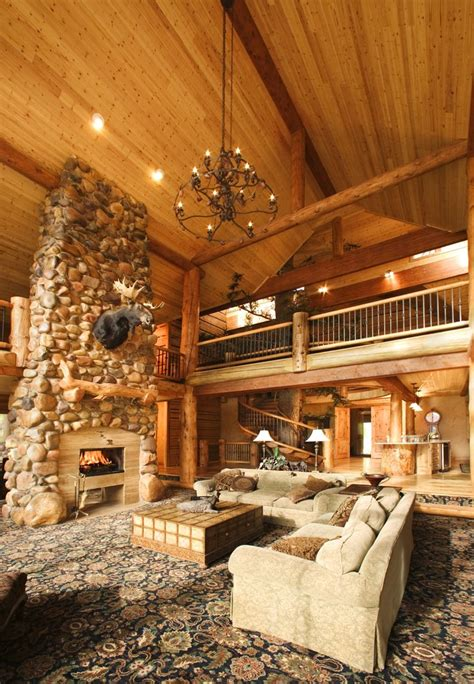 log home lighting design cool large sectional sofas decorating ideas